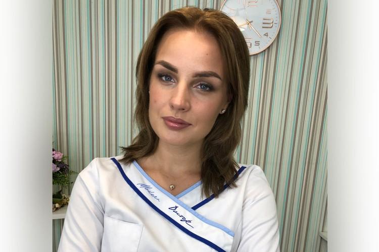 Ольга Лучинина, врач-радиотерапевт