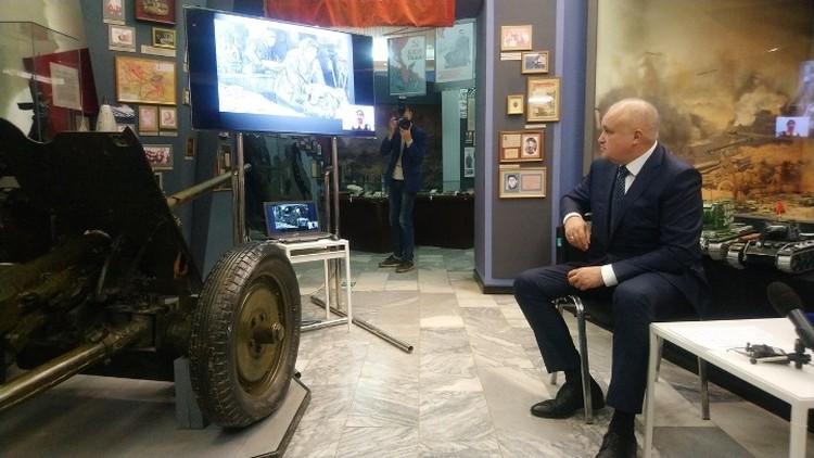 Страницы славного прошлого Кузбасса - на слайдах.