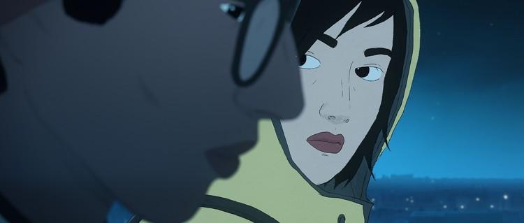 Полнометражный мультфильм «Я потерял своё тело».