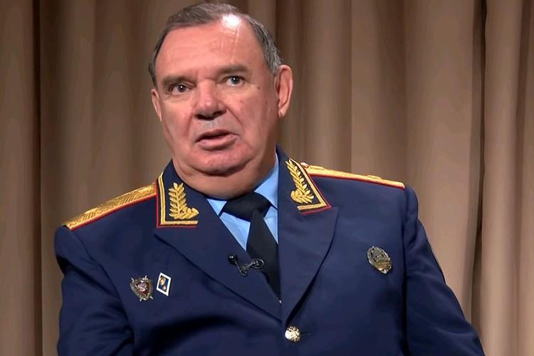 Глава методико-криминалистического управления СК России Анатолий Сазонов.