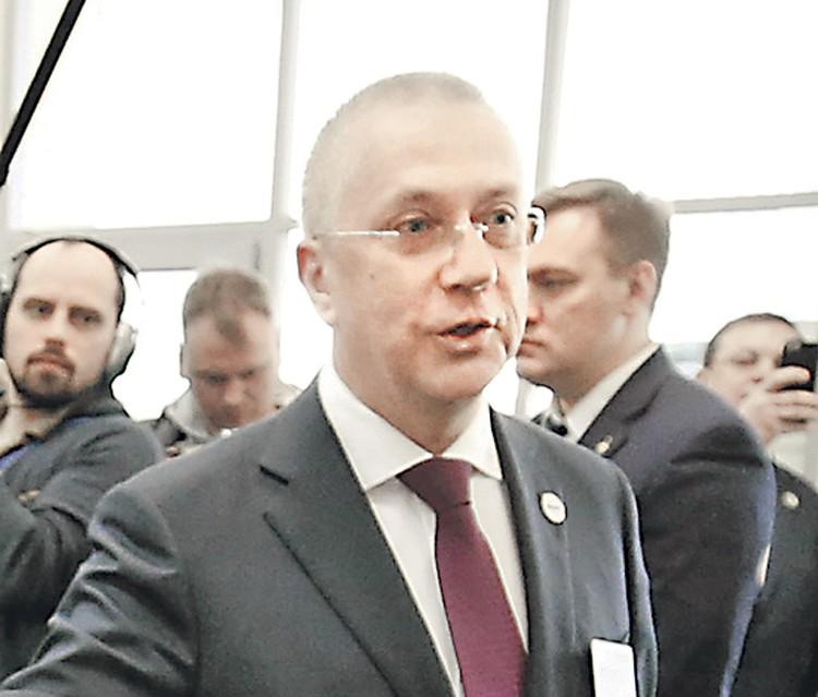 Андрей Вавилов.