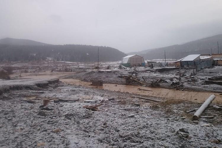 Прорыв дамбы в Красноярском крае унес 12 жизней