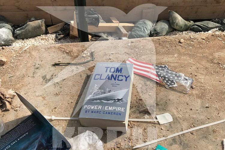 Том Клэнси известен по бестселлерам, посвящённым холодной войне и событиям после неё
