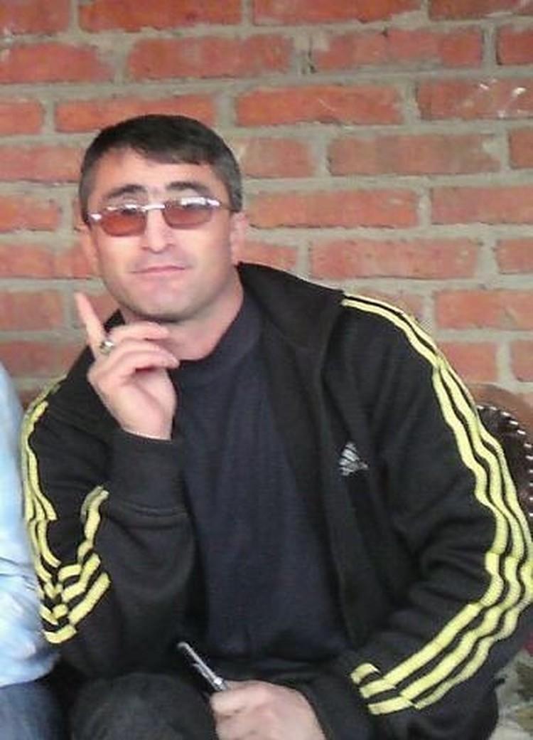 """Балауди Хусиханов ранен. Фото: """"Одноклассники"""" Балауди Хусиханов"""