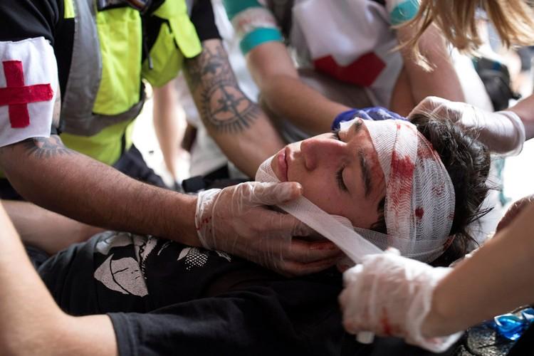Повышение цен на проезд в метро стал причиной уличных протестов в Сантьяго, в которых погибли 18 человек.