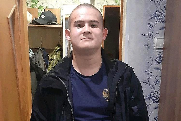 Рамиль Шамсутдинов.