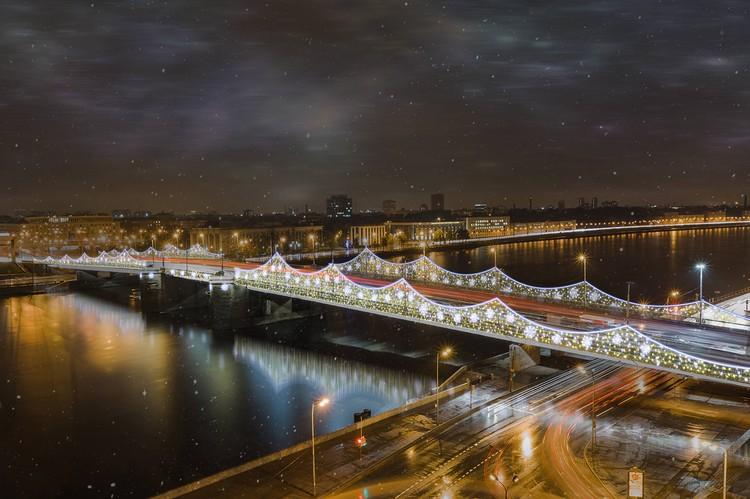 Так преобразится Володарский мост.