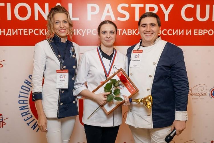 Определить победителей было непросто. Фото: International Pastry Cup