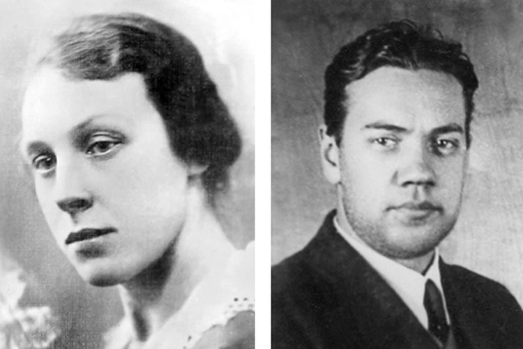 Фотографии родителей удалось найти спустя годы. Фото: пересъёмка Алёны Чичигиной.