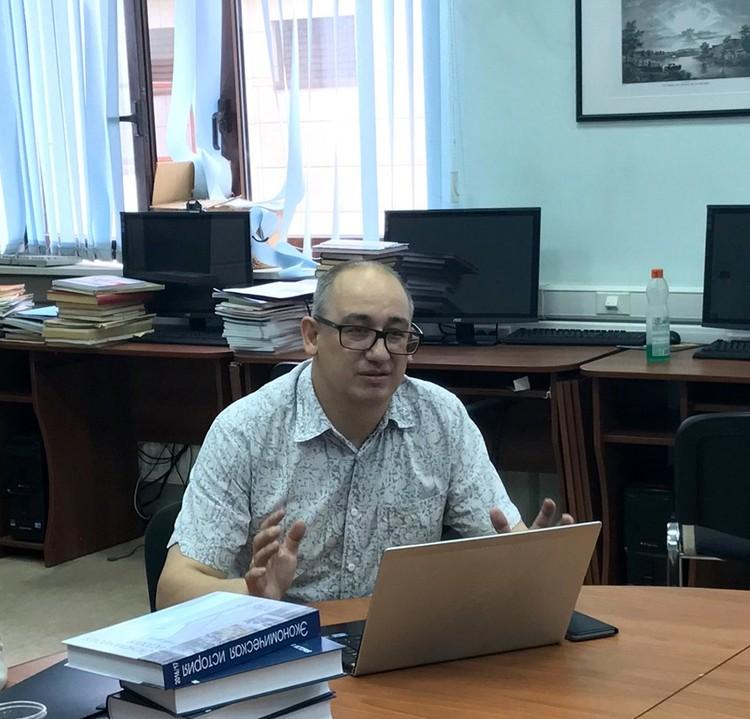 Вадим Рынков призывает не использовать данные архивов для попыток свести счеты. Фото: Facebook