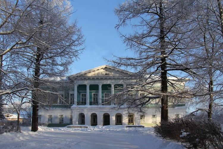 Усадьба Спасское-Куркино станет культурно-просветительским центром Фото: vk.com/kurkino_estate