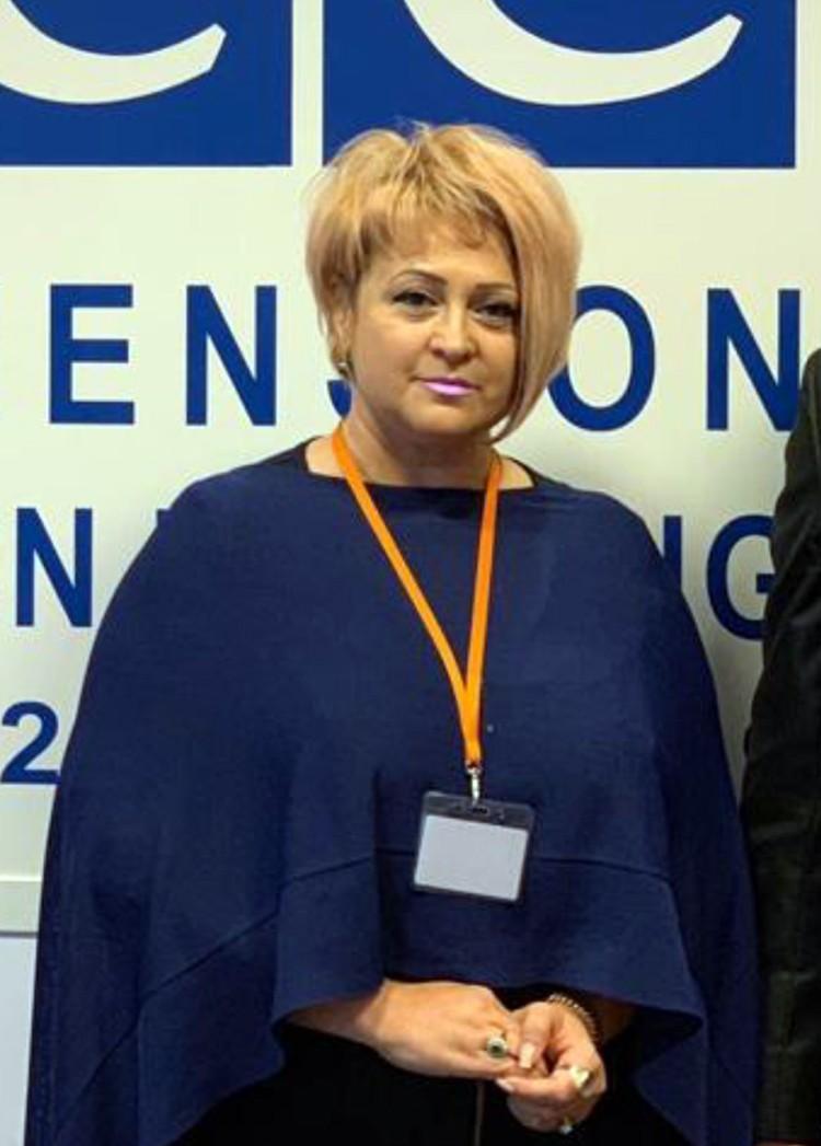 Лилия Мошечкова, правозащитница