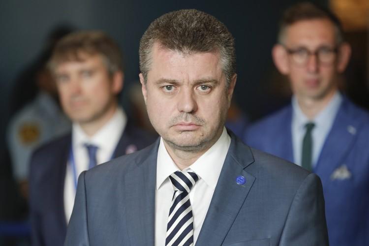 Глава эстонского МИДа Урмас Рейнсалу