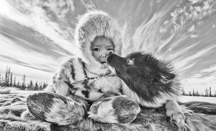 Фото: Дмитрий Архипов. «Лучшие друзья». Победитель в номинации «Приз зрительских симпатий», 2016 год.