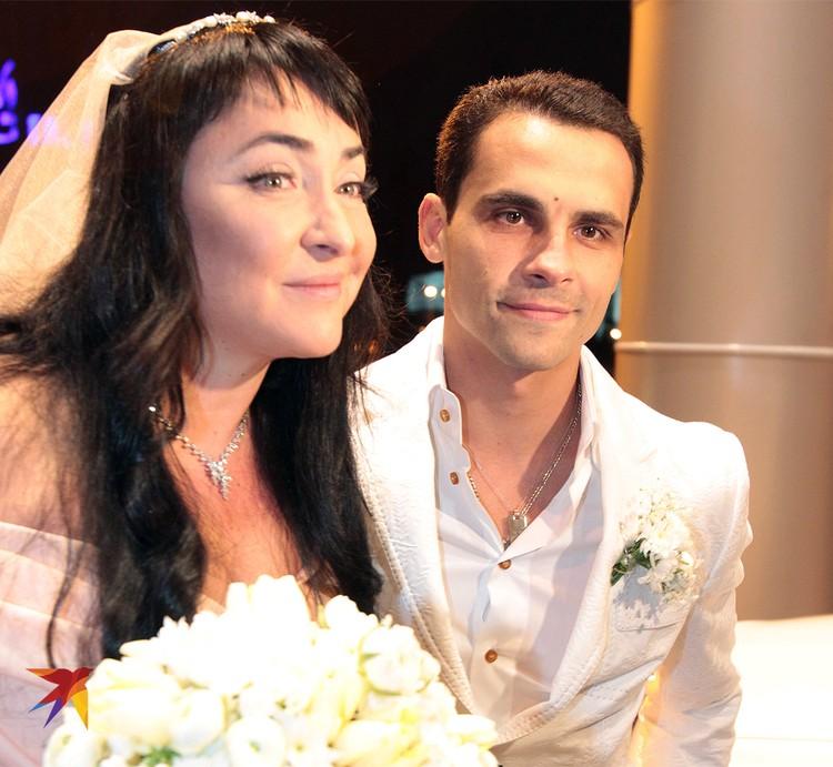 Весна 2011 года, свадьба Лолиты и Дмитрия.