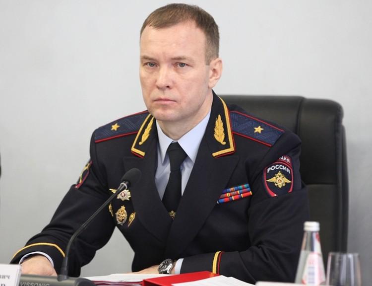 Генерал-майор полиции Игорь Илларионов.