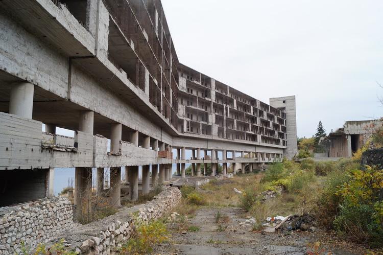 Это здание может пойти под снос