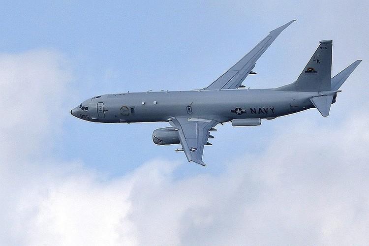 Американские военные самолеты в небе Прибалтики стали привычным явлением.