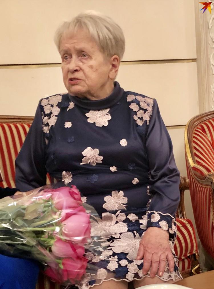 Александре Пахмутовой 9 ноября исполнилось 90 лет