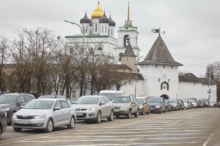 Передача о Псковской области выйдет на телеэкраны уже в воскресенье.