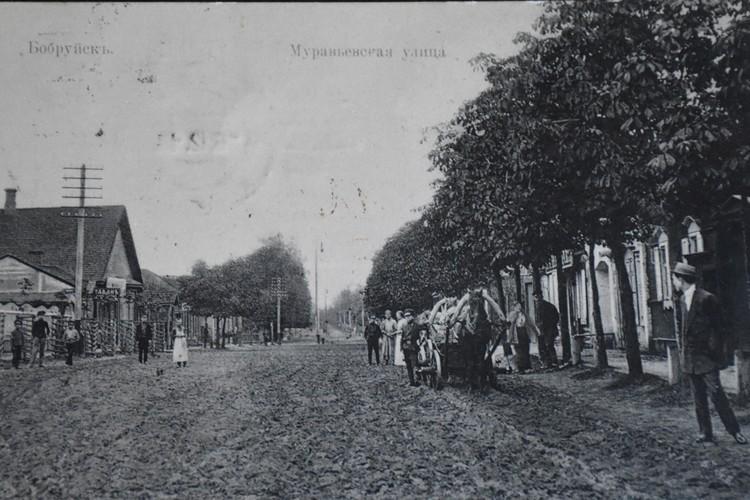 Муравьевская поначалу никак не напоминала улицу в центре. Фото: Архив Алексея Ненадовца