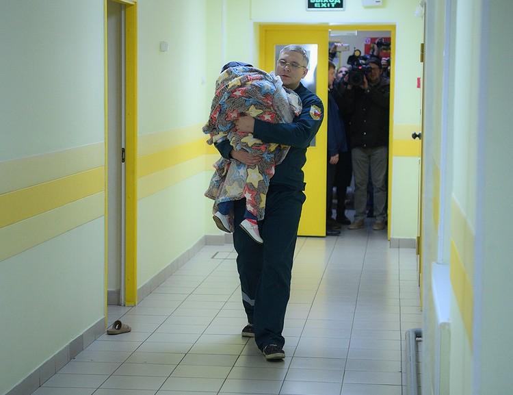 У многих детей не было не то что российских документов, но даже имен. Фото: Пресс-служба Уполномоченного при Президенте Российской Федерации по правам ребенка
