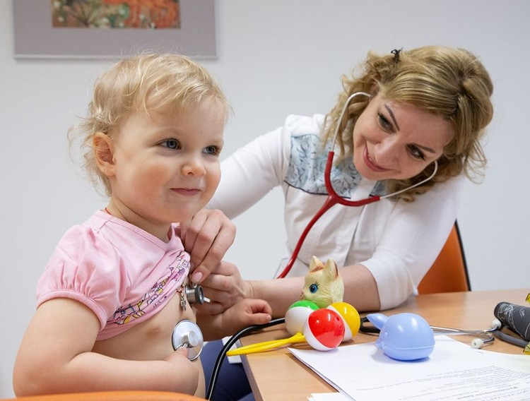 Важно найти общий язык с пациентом Фото: Федеральный центр сердечно-сосудистой хирургии г.Красноярск