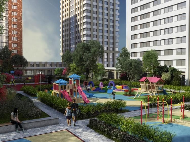 В Бабушкинском районе (Северо-Восточный округ) откроют 40 новых детских площадок, а на старых заменят покрытие и игровые конструкции. Фото: archsovet.msk.ru