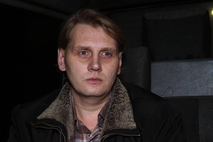 Машинист Александр Антонов до сих пор водит поезда