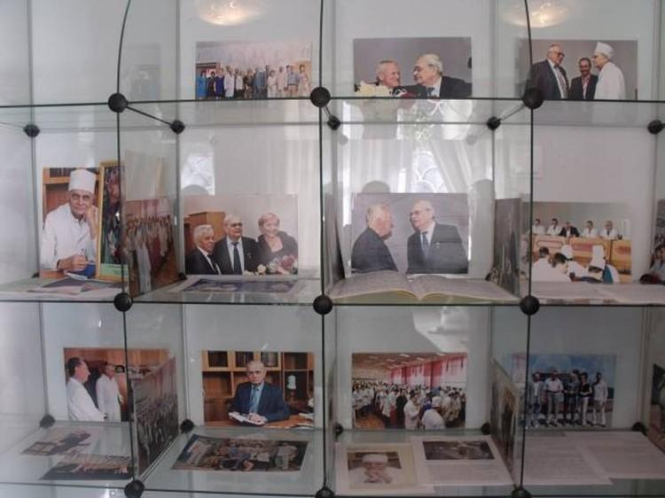 В Донецке создают музей выдающемуся хирургу-онкологу Григорию Бондарю. Фото: Министерство культуры ДНР