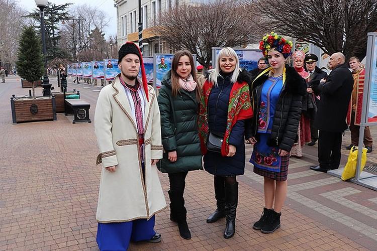 Анастасия Гридчина организовала в Крыму съезд украинцев, проживающих за рубежом