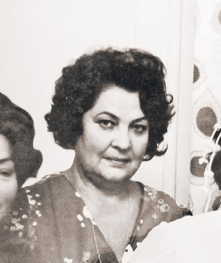 Татьяна Гаврилова дружила с Зыкиной около 40 лет. Фото: Личный архив Ирины Гавриловой
