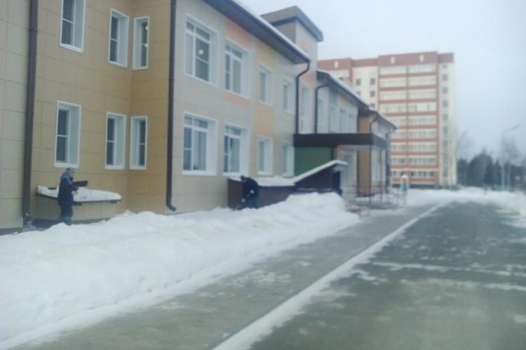 Торжественное открытие детского сада «Дубравушка» на 350 мест в Нягани состоится в конце этого года. Фото с сайта dumahmao.ru