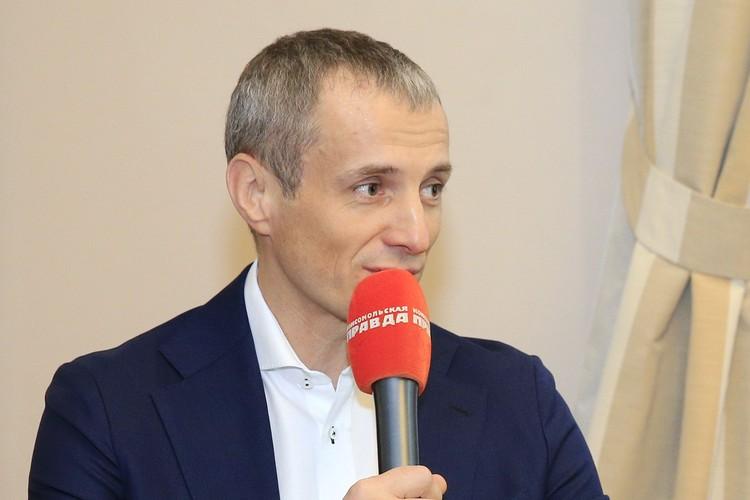 Сергей Иванов, исполнительный директор Управляющей компании ГК «ЭФКО», одного из крупнейших предприятий пищевой промышленности России.