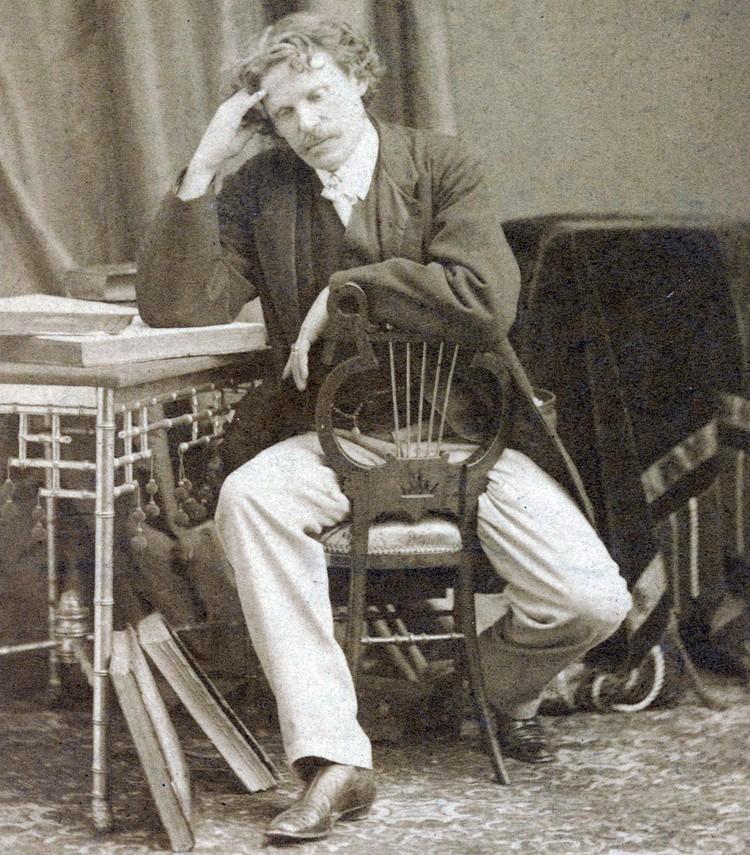 Даниэль Юм.