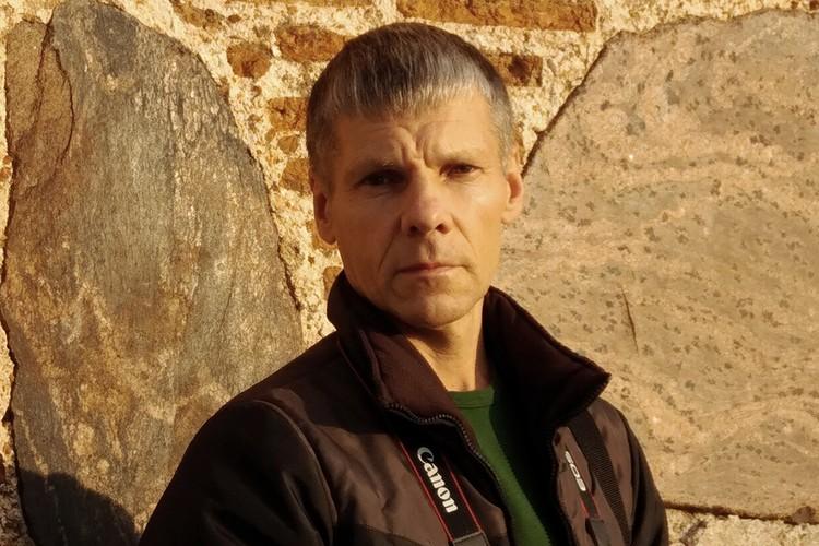 Исследователь белорусской литературы Сергей Шапран