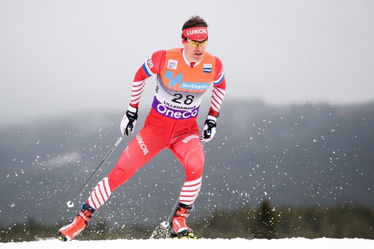Лыжник Максим Вылегжанин - один из тех, кто выиграл Спортивном арбитражном суде в начале 2018 года.