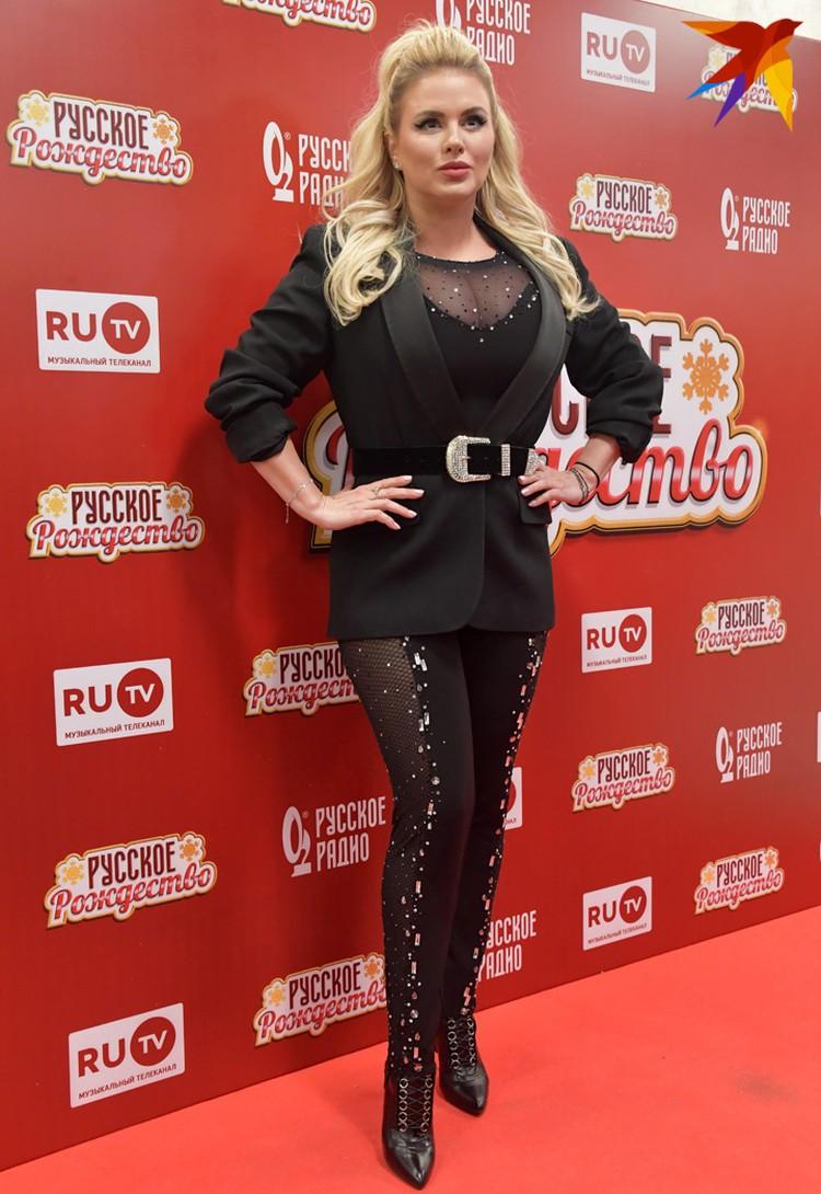 Анна Семенович будет встречать Новый год с любимым человеком.