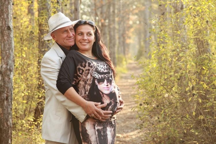 Валерий и Диана Диво вместе 30 лет. Фото: Семейный архив