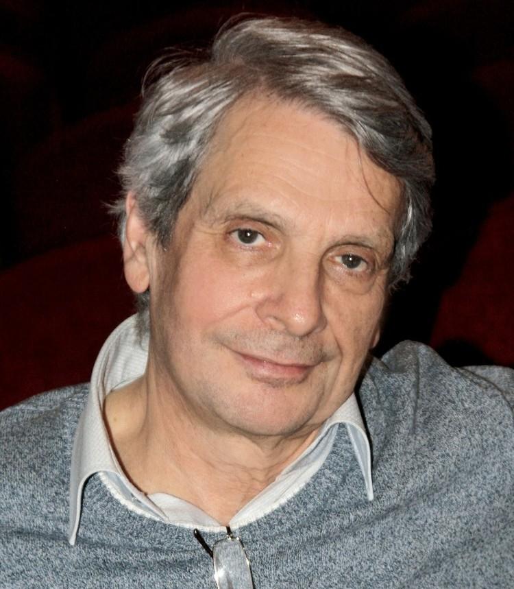 Профессор Борис Уваров.
