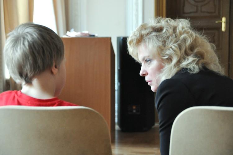 До Светланы Агапитовой уполномоченного по правам ребенка в Санкт-Петербурге не было - ей пришлось поднимать эту сферу буквально с нуля. Фото: Пресс-служба Уполномоченного по правам ребенка
