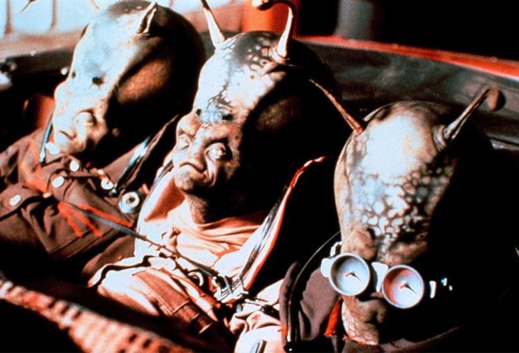 Для марсианской экспедиции ученые готовы вырастить особую породу людей - не восприимчивых к радиации