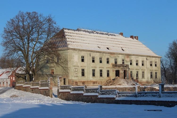 Усадьба Веедерн, восстановлением которой занимался Юрий Лужков.