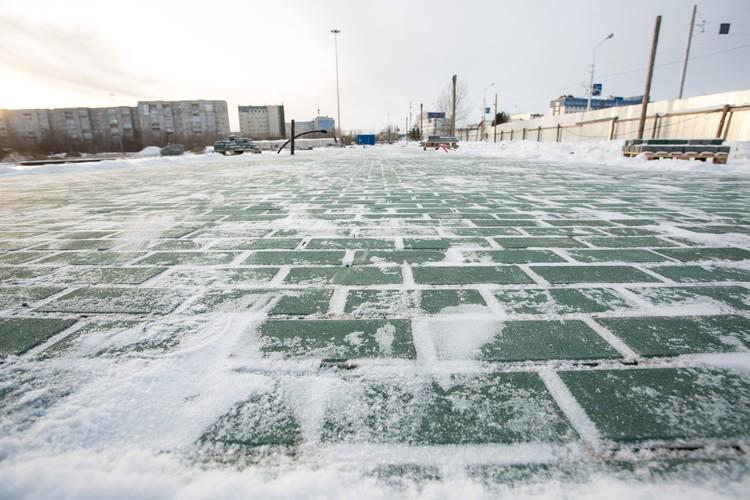 Развернутая в регионе кампания по благоустройству позволила преобразить общественные пространства и навести порядок во дворах. Фото пресс-службы администрации Сургута