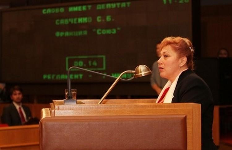 Крымский парламент принял решение о подготовке и проведении референдума. Фото: личный архив