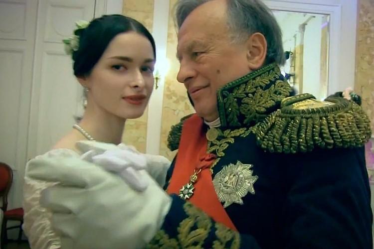 Вместе с Анастасией Ещенко Соколов был завсегдатаем реконструкторских фестивалей и костюмированных балов.