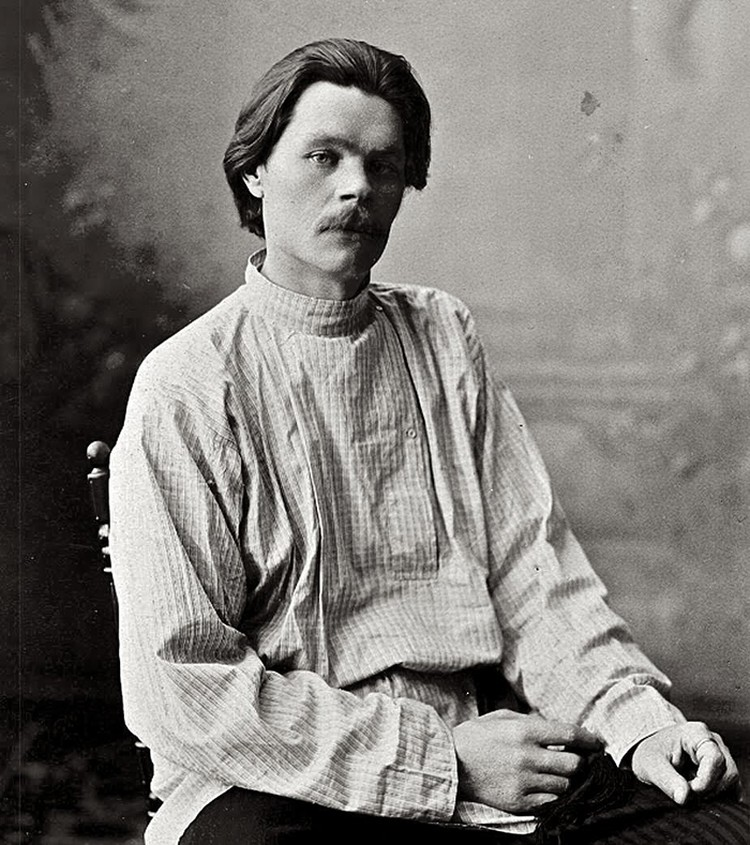 Алексей Пешков, в начале XX века под псевдонимом Максим Горький ставший одним из самых знаменитых писателей в мире, был от природы очень мощным человеком
