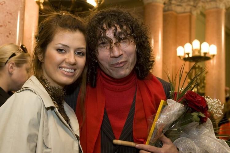 Виктория Боня познакомилась с Александром Агапитом на «Битве экстрасенсов»