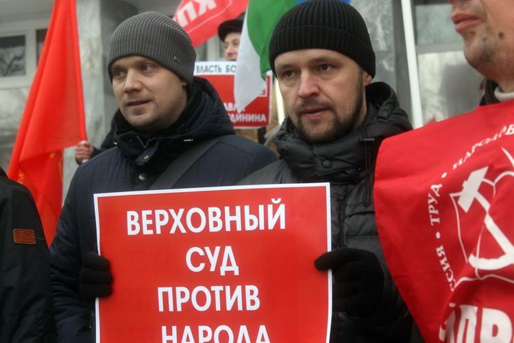 Люди уверены, что придет время, когда протестовать будет можно и на главной площади республики