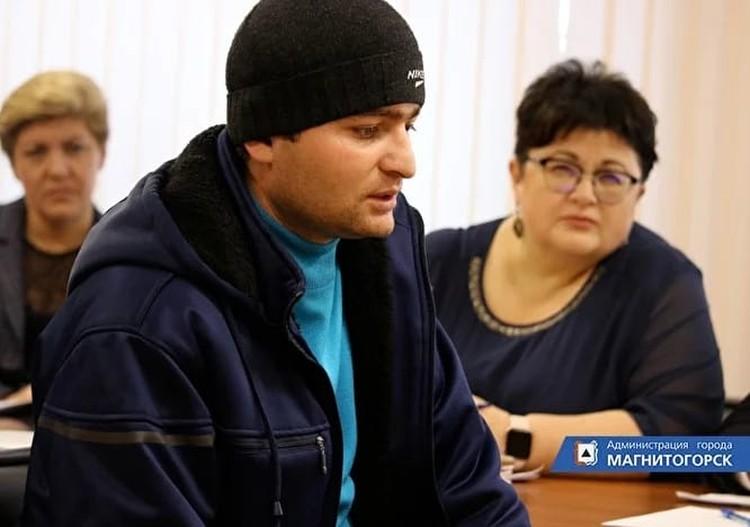 Молодой человек не восстановил здоровье до сих пор. Фото: администрация Магнитогорска